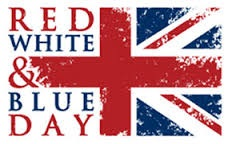 Red White & Blue Day