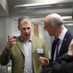DFM John Swinney Speaks with Ex-Army  Entrepreneur Christopher Mullins
