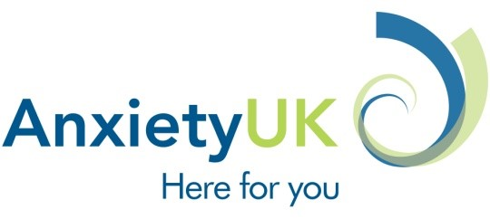 Image result for anxiety uk logo