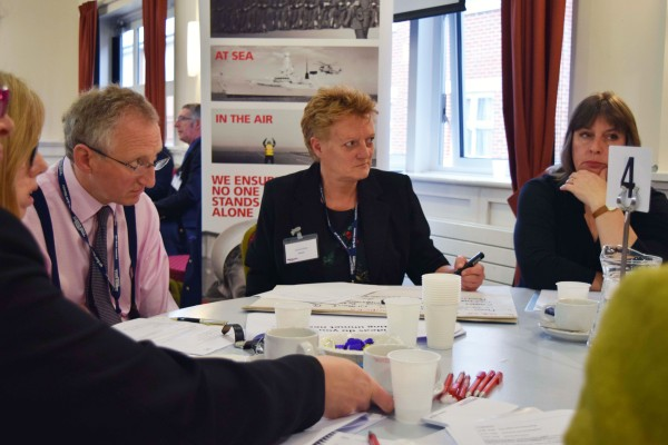 Military charities demonstrate united front in tackling future needs of sector_RNRMC