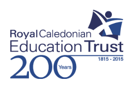 Royal Caledonian Education Trust