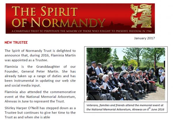 Spiritofnormandy