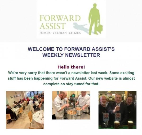 Forward Assist