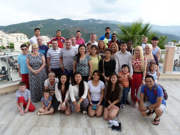 GUT Group Holiday