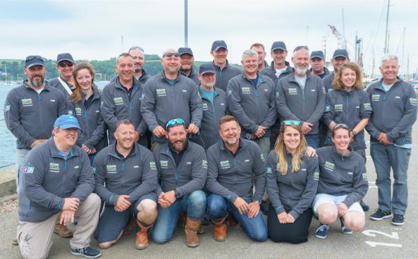 Round Britain Challenge 2016 crew