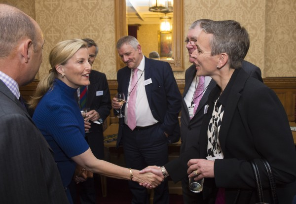 Defence Medical Welfare Service (DMWS) evening reception at the House of Lords, Westminster, London, UK. Photograph by Ben Stevens Tuesday 16th May 2017