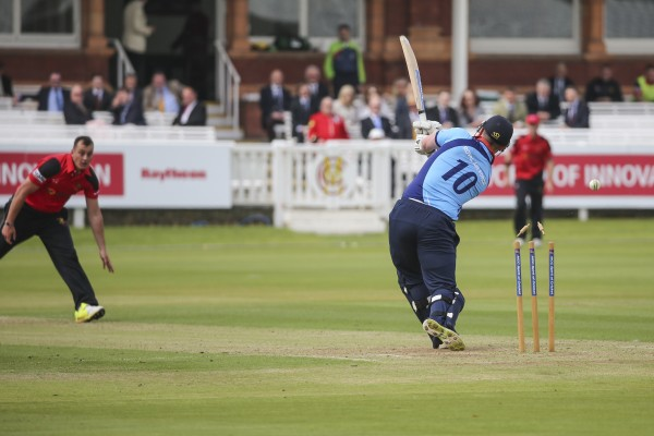 Inter Services Cricket 20 Tournament held at Lord's cricket ground in London.