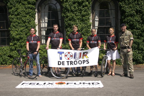 Tour de Troops 2017 for release