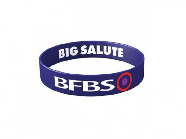 BFBS PRESS - BFBS BIG SALUTE LOGO