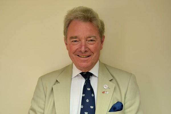 Commodore Barry Bryant CVO RN, Director General, Seafarers UK