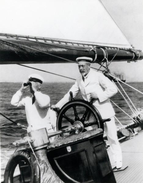 King George V HMY Britannia