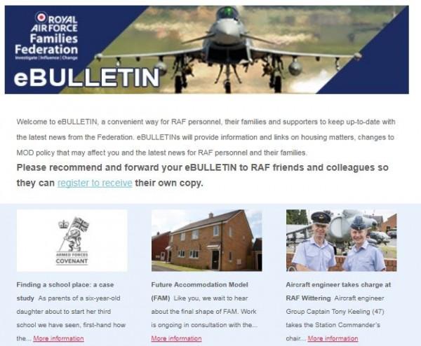 RAF FAmilies Fed