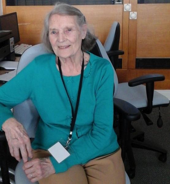 Marjorie Hanson