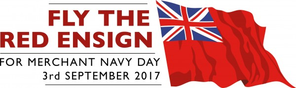 Merchant Navy Day logo