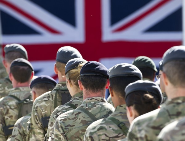 Members of all three services gathered at Kandahar Air base to pay their respects during a service of Remembrance in November 2014. As the nation gathered to pay its respects to the Fallen of the two World Wars, and conflicts throughout the decades since, UK forces in Afghanistan held poignant services as the UK combat mission drew to an end in 2014. On the eleventh hour of the eleventh day of the eleventh month in 1918, the First World War Armistice was signed. Every year since we have remembered those who have given their lives for peace and freedom. Today at eleven o'clock International Security Assistance Force (ISAF) personnel and civilians gathered for Remembrance service Kandahar.