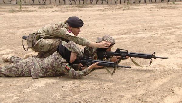 Forces TV In Kabul - Britains Military in Afghanistan