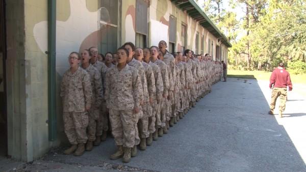 Forces TV Warrior Women Making US Marines