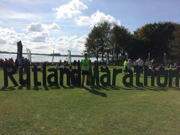 Lincolnshire Man Runs Marathon
