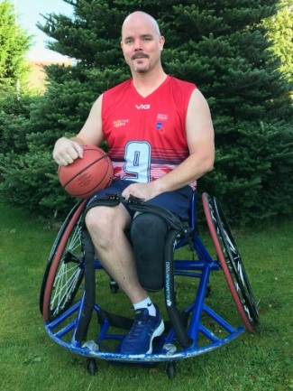 Fife amputee set for Invictus Games - Cobseo