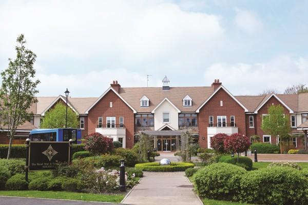•The Royal Star & Garter Home, Solihull