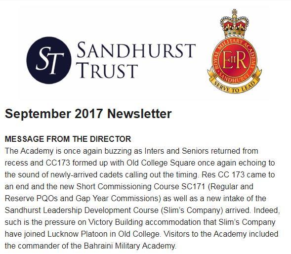 Sandhursttrust