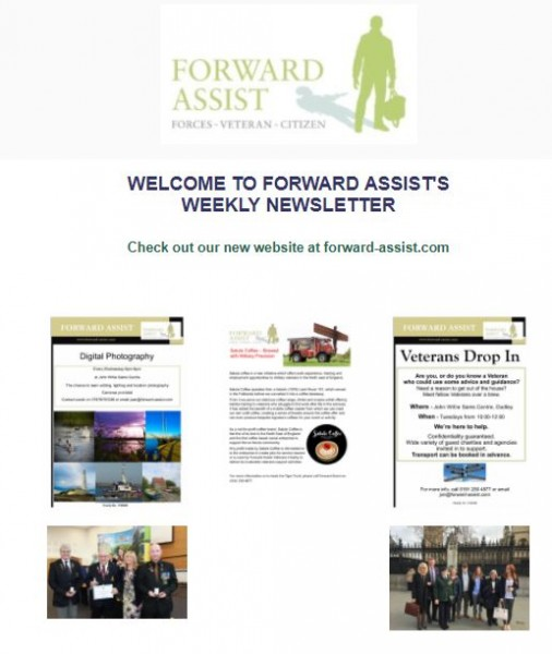 ForwardAssistNewsletter