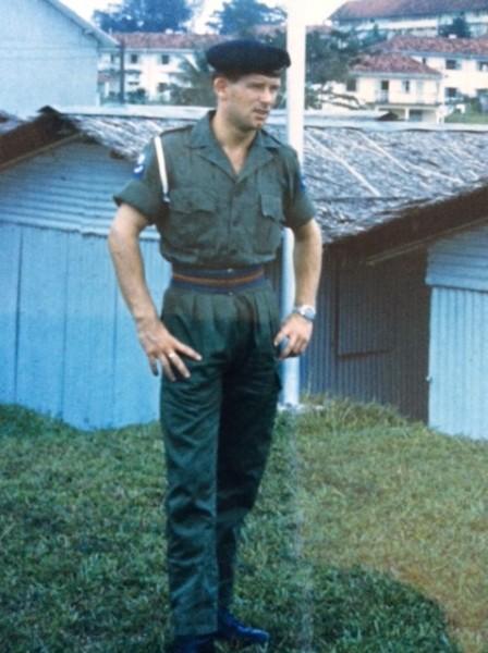 Roger Williams in Borneo