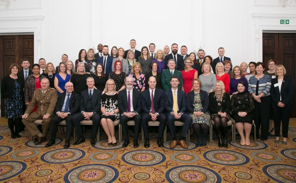 20180118 SITH National Public Launch Group Photo Prince William