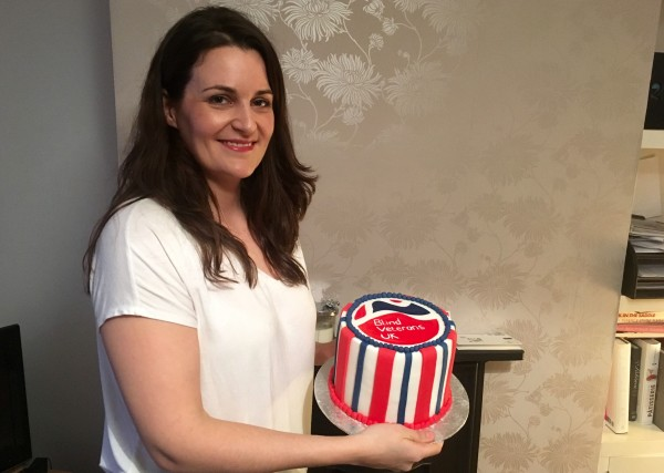 Sophie Faldo, winner of The Great British Bake Off 2017
