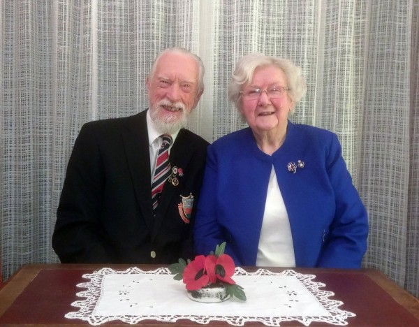Lewis and Vera Trinder
