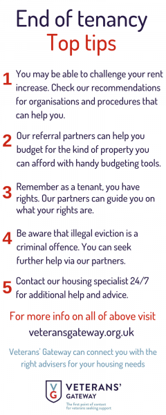 End of tenancy - Top tips FINAL