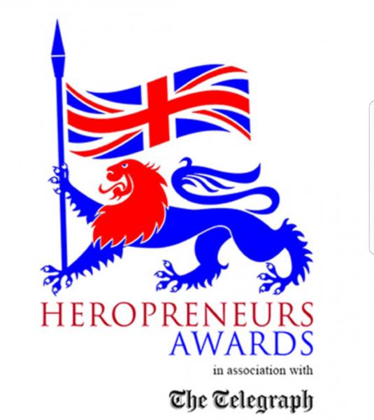 Heropreneurs Award picture