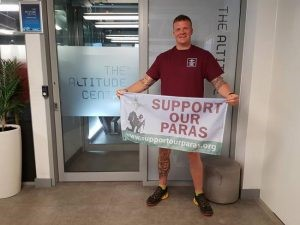 Supportourparas
