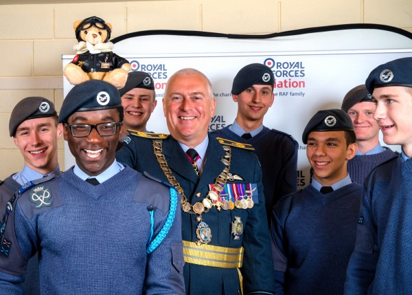 The Royal Air Forces Association 2018 Conference 11th - 13th May 2018 held at Yarnfield Conference Centre, Stone, with a Centenary Service held at the National Memorial Arboretum on Sunday 13th May to mark 100 years of the Royal Air Force Photo: Heidi Burton ABIPP Contact Royal Air Forces Association PR annie.obrian@rafa.org.uk