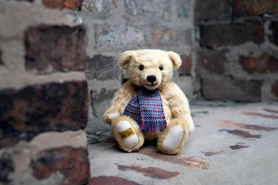 Attic24: Charity Bear | 371x556